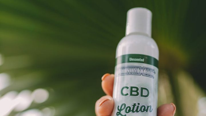 How to Make Your Own CBD Water